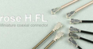 Hirose H.FL connector (Equiv. to Sunridge MCG connector)
