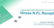 Hirose N.FL SMT Receptacle